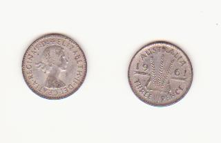 how to clean coins for christmas pudding