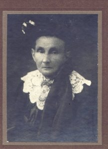 My 2X Great Grandmother. Susan Kelleher