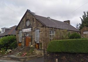 Crag Road Methodist Church, Windhill, Shipley, Yorkshire, England
