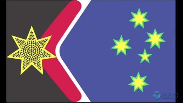 New Aussie Flag Design