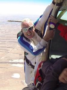Back skydiving and loving it... Jan 2013.
