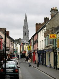 Ennis, County Clare. Source: Wikipedia