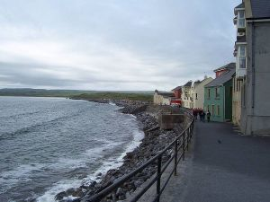 Lahinch, County Clare. Source: Wikipedia