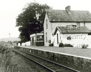 Corofin Railway Station - County Clare, Ireland