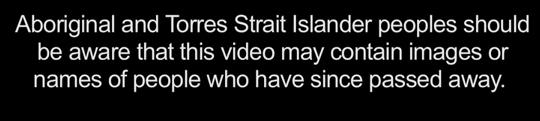 Aboriginal warning.vid