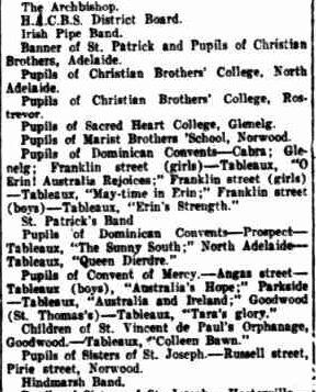 ST PATRICK'S DAY. Adelaide.1924.(2)