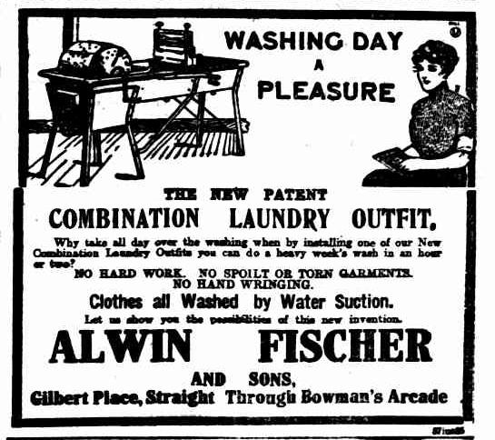 Washing Day a Pleasure