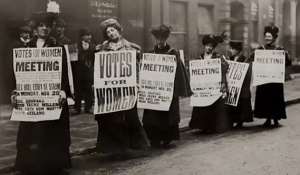 Women's votes