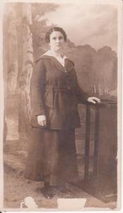 Elizabeth Mary Allan (nee Murray)
