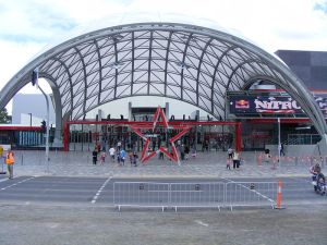 Adelaide Entertainment Centre. Thanks to Wikipedia.