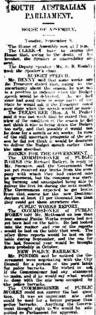 TROVE.10Sep1913.pg6.Parliament