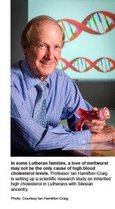 Barossa. cholesterol-study. prof Ian Hamilton-Craig