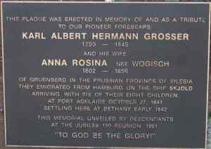 bfhs. grosser plaque
