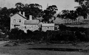 Bungaree Homestead 1863